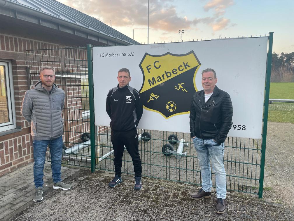 FC Marbeck startet mit bekanntem Trainerteam der 1. und 3. Damen in die kommende Saison