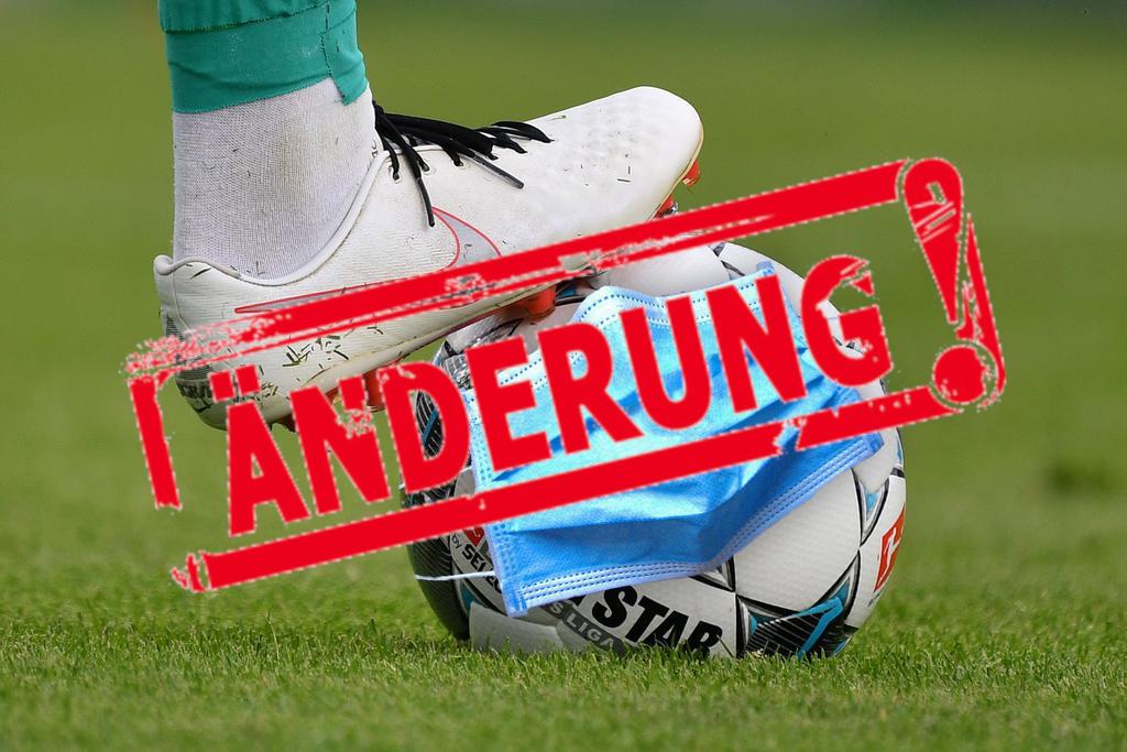 Abgeändertes Trainingsangebot für alle Fußballer/-innen bis 14 Jahre !!