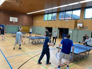 Read more about the article Tischtennis in Marbeck